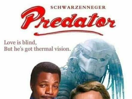 Gdyby Predator był komedią romantyczną