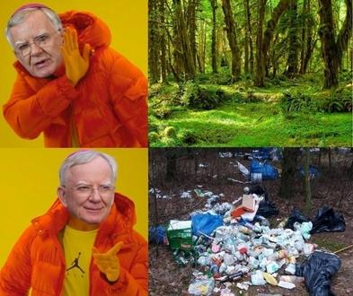 """Wg biskupa """"ekologizm"""" to nowy szatan, który na nas dybie"""