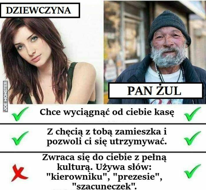 Laska kontra Pan Żul