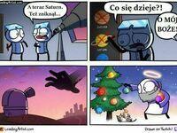 Święta w niebie