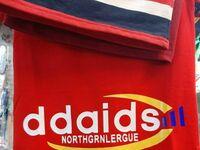 Coś jakby Adidas tylko jeszcze bardziej legitnie