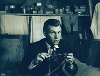Patrick Stewart około 1963 roku