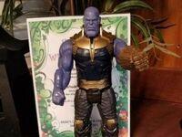 Thanos miał już dość niegrzecznych elfów