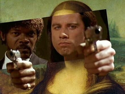 Mo(ther fucker)na Lisa
