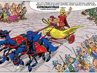 Wirus w starożytnym Rzymie