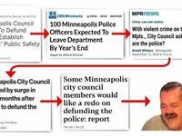 Cykl obniżania wydatków na policję
