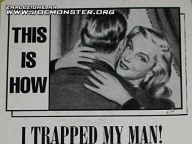 Jak złapać faceta