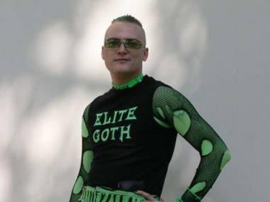 Elite goth...