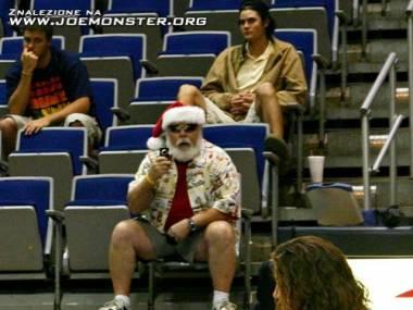 Mikołaj też człowiek!