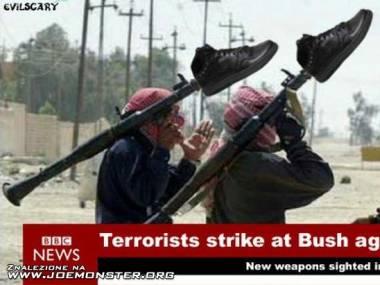 Nowa broń terrorystów