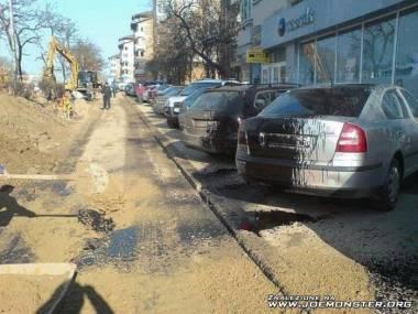 OMFG! Asfaltowanie po rumuńsku...
