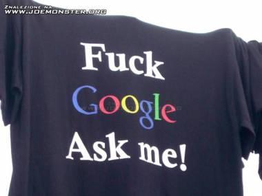 T-shirt dla wszechwiedzącego