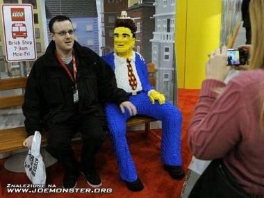 Zróbmy sobie zdjęcie kolego z LEGO!