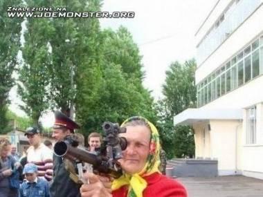 Nie wkurzaj babci!
