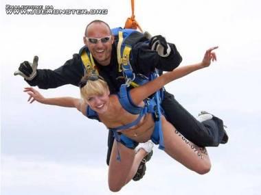 Swobodny skok... :C