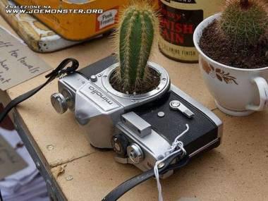 Wykorzystanie starego aparatu