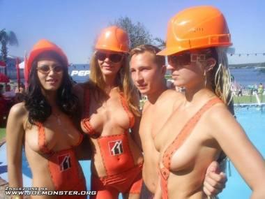 Ekipa budowlana... :C