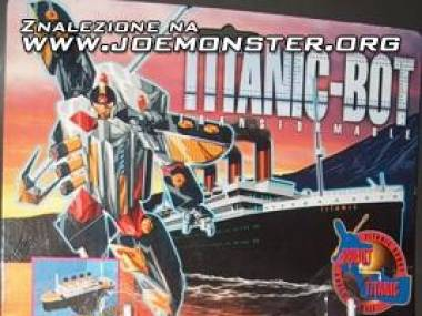 Titanic transformers?