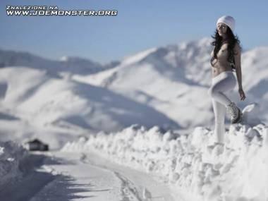 Zima jednak może być piękna... :C