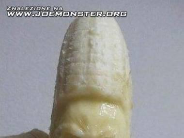 Twarzowy banan