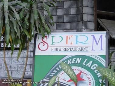 Restauracja o jakże sympatycznej nazwie