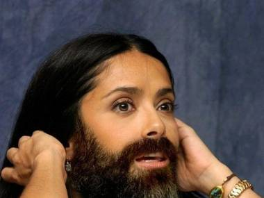 Salma z brodą