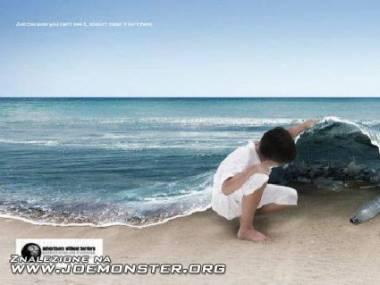 Co wyrzucamy do morza