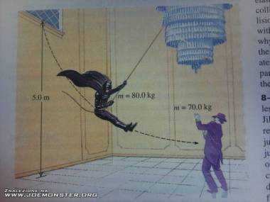 Nauka praw fizyki na życiowym przykładzie