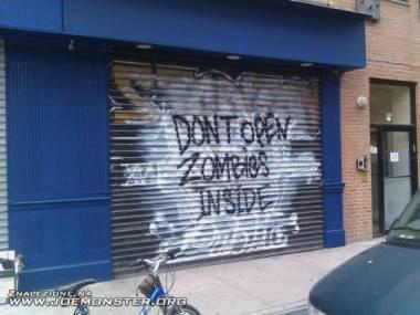 Uwaga, zombie!