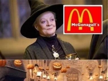 Hogwartowy McDonald