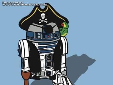 Robot piratem