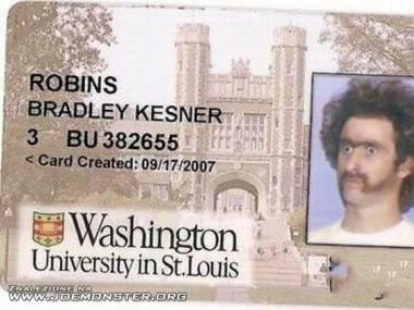 Karta pewnego studenta