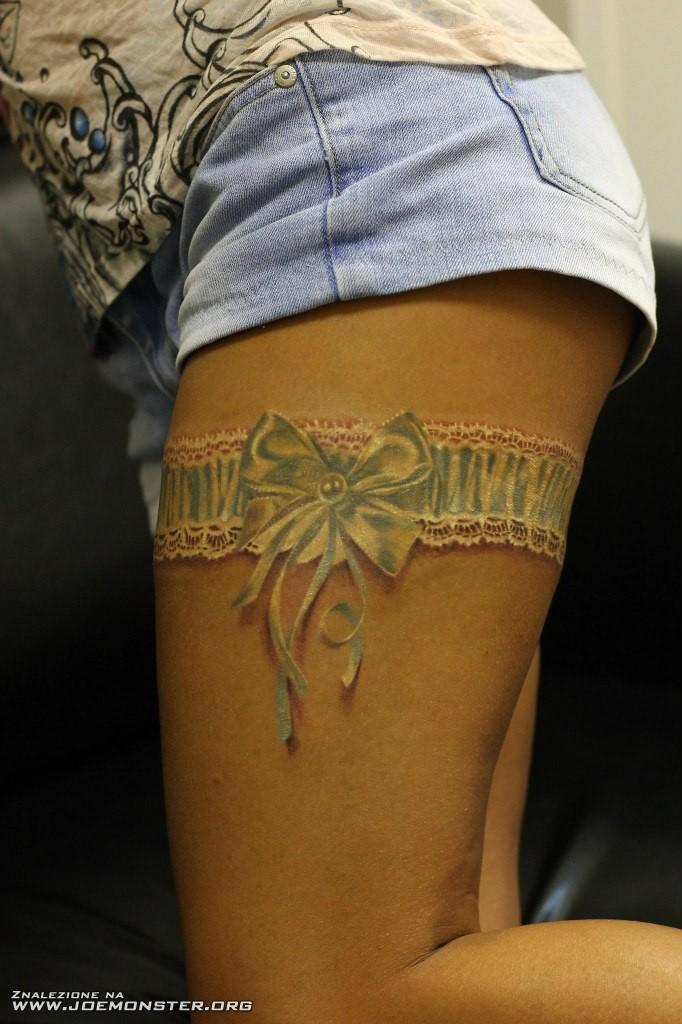Realistyczny Tatuaż Joe Monster