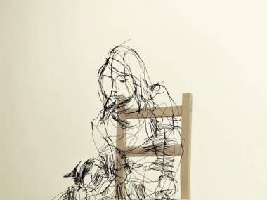 Rzeźba z drutu