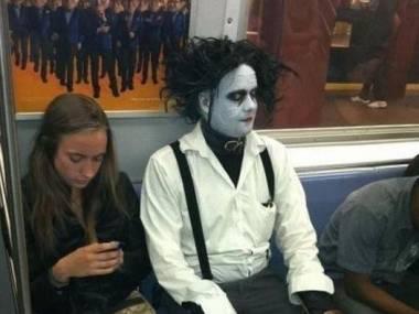 Czy czujesz się pewnie w metrze?