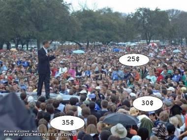 Dlaczego Obama rzadko jeździ do stanów południowych