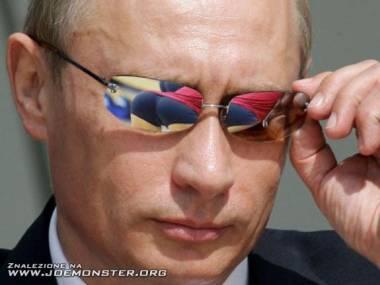 Na co patrzy Putin?