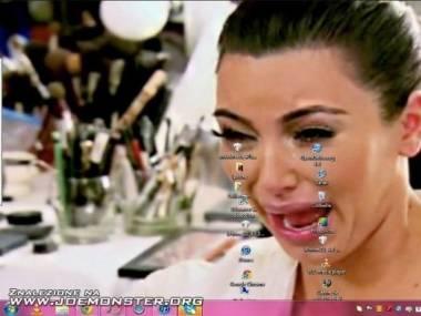 Aż się popłakała