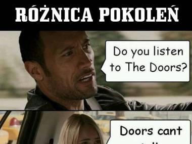 The Doors kiedyś i dzisiaj