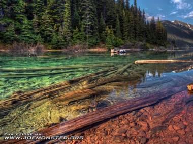 Jezioro Garibaldi w Kanadzie