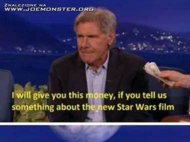 Sprytny jak Harrison Ford