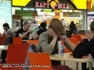 Incognito w McDonaldzie