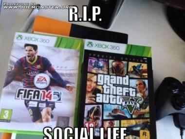 Koniec życia w realu
