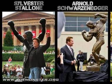 Pomniki silnych ludzi
