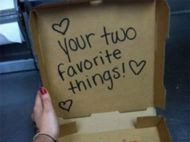 Twoje dwie ulubione rzeczy