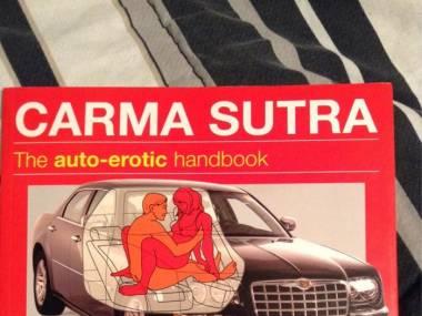 Carma Sutra, czyli jak TO zrobić w samochodzie