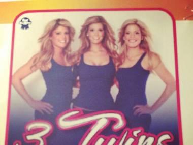 Trzy bliźniaczki, jak sprytnie