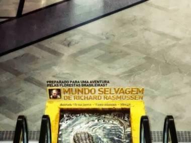 Kreatywna reklama National Geographic