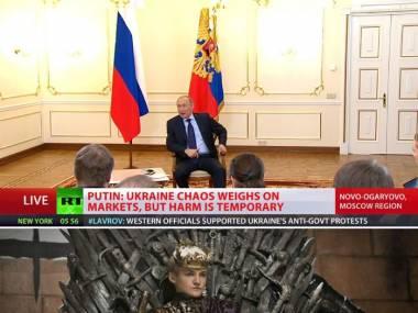 Westeros po stronie protestujących Ukraińców
