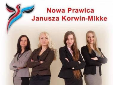 Mocne argumenty Korwina-Mikke